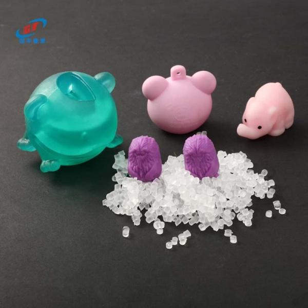 软料玩具TPR材质